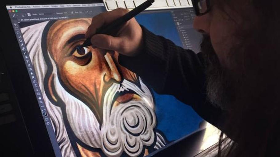 Llega la reconstrucción de un sueño: las pinturas de la Sala Capitular del monasterio de Sigena