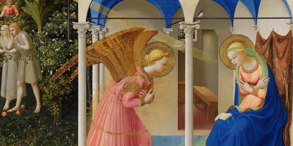 Un Fra Angelico luminoso... y mucho más