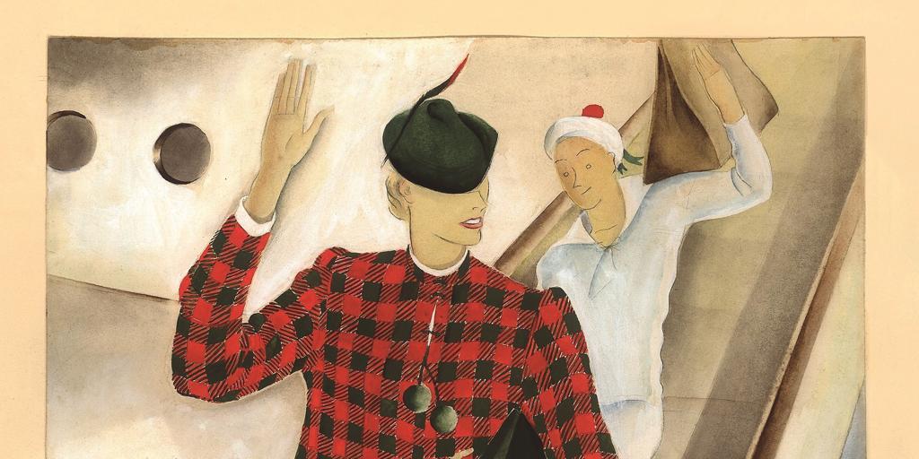«Dibujantas», ilustración en femenino en el Museo ABC