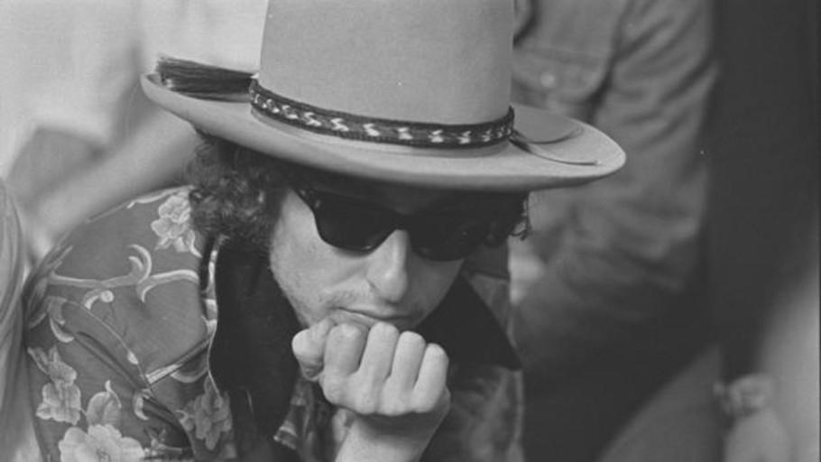 Bob Dylan y la increíble caravana del rayo rodante