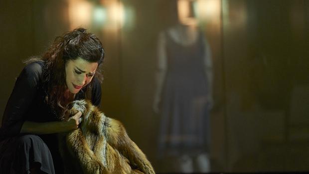 Cecilia Bartoli, en la ópera «Alcina», de Haendel