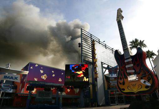 El incendio en los estudios Universal se declaró en 2008