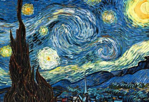 «La noche estrellada»