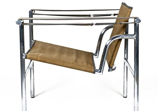 Prototipo de la butaca «Fauteuil B301» (1928-1929)
