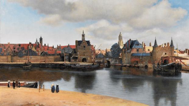 Vermeer, el mapa de una época
