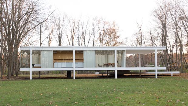 Los mejores edificios de Mies van der Rohe