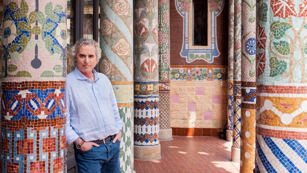 Ildefonso Falcones: «Con el nacionalismo vivimos un proceso de involución cultural»