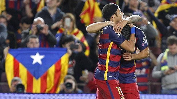 El Barça abuchea a la UEFA
