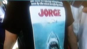 La polémica camiseta de Jorge Lorenzo para celebrar el título