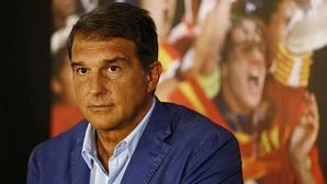 Laporta: «El Real Madrid respetará las esteladas»