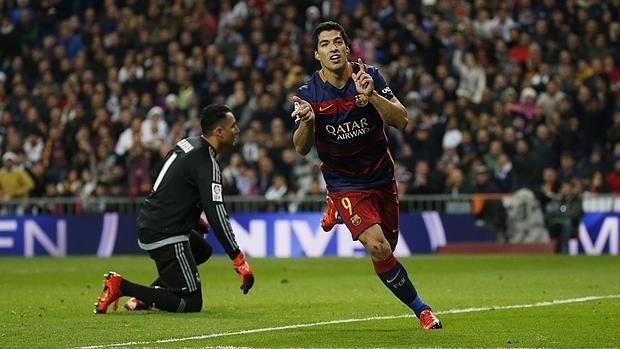 Real Madrid-Barcelona (0-4) - El Barcelona ocupa el Bernabéu 5838c27516ce6