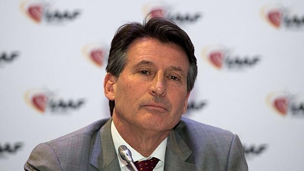 Sebastian Coe renuncia a su cargo en Nike