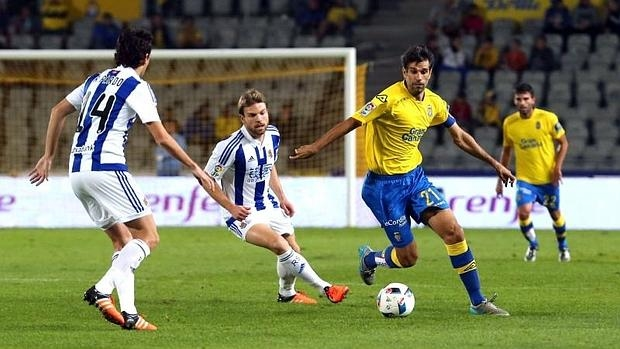 Video: Las Palmas vs Real Sociedad
