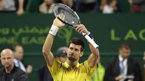 Djokovic arrolla a Nadal