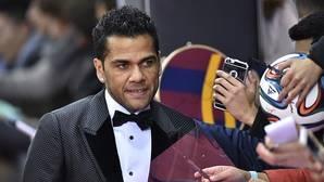 Dani Alves vuelve a provocar a Cristiano Ronaldo
