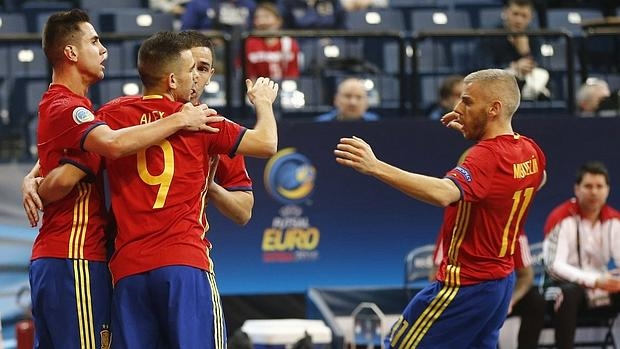 España se sacude los nervios
