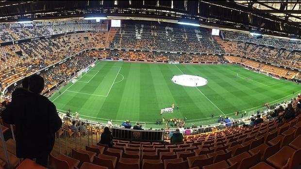 La Liga sancionará en estadios vacios