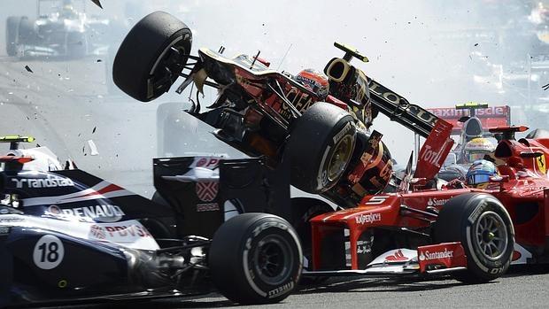 Circuito Fernando Alonso Accidente : Accidente mortal muere un niño de once años tras volcar su kart