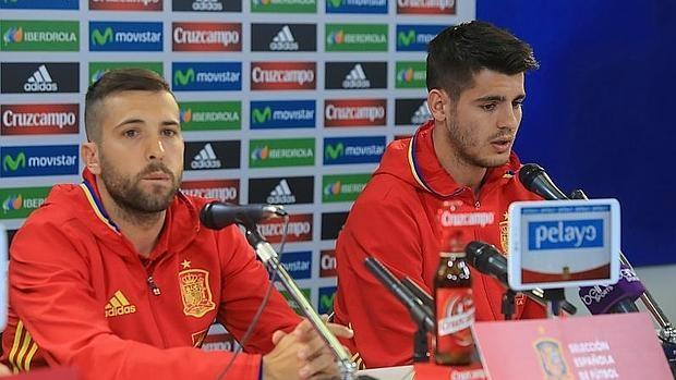 Jordi Alba: «Casillas está entre los tres o cuatro mejores porteros del mundo»