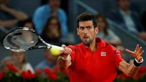 Otra final para Djokovic