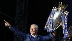 Ranieri, mejor técnico del año en Inglaterra