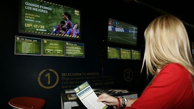 Las apuestas deportivas mueven casi 4.000 millones de euros al año