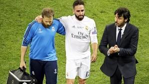 Carvajal se pierde la Eurocopa