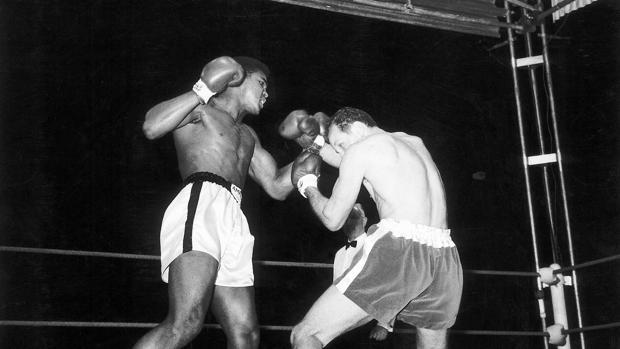 Muere la leyenda Muhammad Ali