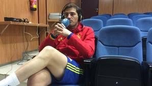 Casillas: «De Gea ya no es futuro, sino presente consolidado»
