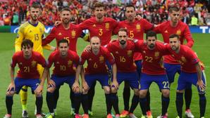 Valora a los jugadores de la selección española