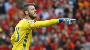 Se acabó el debate: De Gea es titular en el debut de España en la Eurocopa