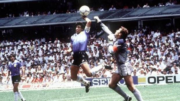 Treinta Anos De La Mano De Dios Y El Mejor Gol Del Siglo Xx De