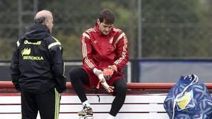 Del Bosque Casillas: de la cantera del Madrid a 85 tardes juntos con España