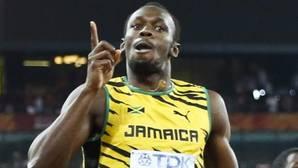 Usain Bolt: «Las chicas se me tiran encima y es difícil decir que no»