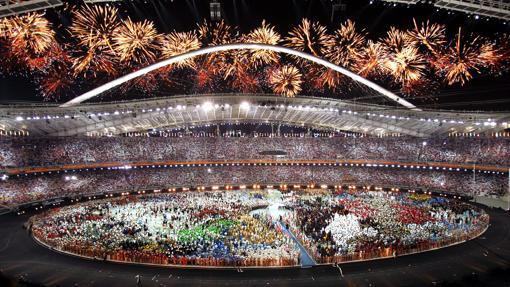 Así fueron las últimas ceremonias de inauguración