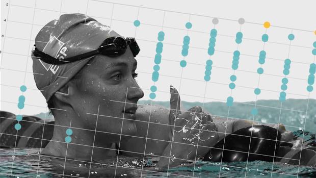 Rio 2016:  Mireia Belmonte gana a Mireia Belmonte: evolución de sus marcas hasta el oro olímpico