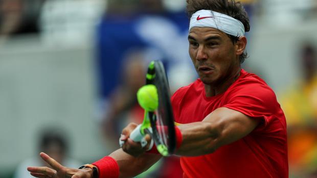 Río 2016 | Tenis:  Nadal y Muguruza se retiran del dobles mixto