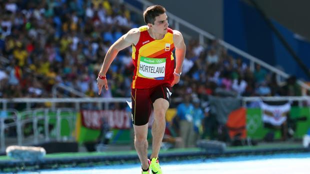 Río 2016   Atletismo:  Bruno Hortelano, mejor que Bolt