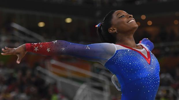 Simone Biles se despide de Río con su cuarto oro