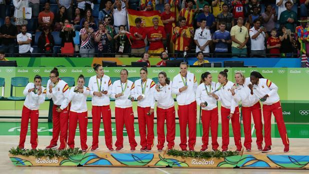 Río 2016 | Baloncesto femenino:  Plata dorada para España