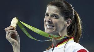 Ruth Beitia, de la «medalla de chocolate» a la gloria olímpica