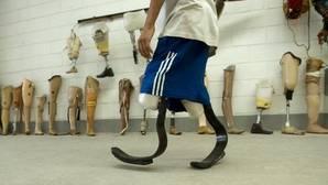 La automutilación, el dopaje sádico de los paralímpicos