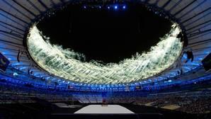 Río da la bienvenida a los Juegos Paralímpicos con un espectáculo sensorial
