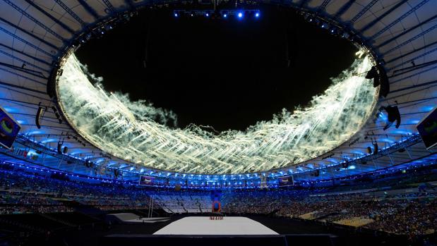 Río 2016:  Río da la bienvenida a los Juegos Paralímpicos con un espectáculo sensorial