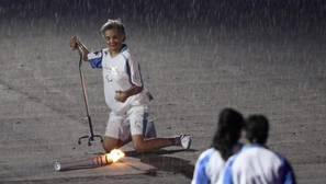El gesto de superación de una atleta paralímpica que ha conmovido al mundo del deporte