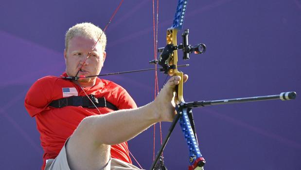 Matt Stutzman es uno de los candidatos al oro en Río