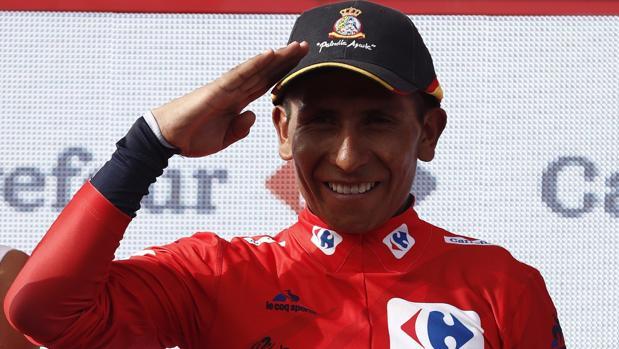 «Quería sacarme la espina del Tour en esta Vuelta»