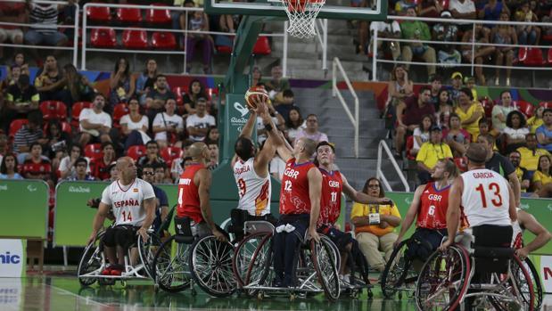 Paralímpicos | Baloncesto en silla de ruedas:  Recital de España para entrar en la historia