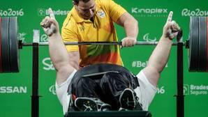 La increíble actuación del paralímpico más fuerte del mundo