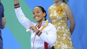 Teresa Perales vuelve al podio